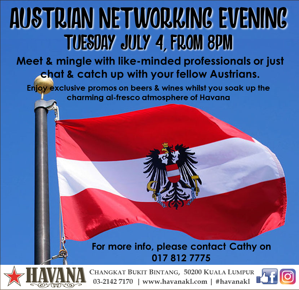 Austrian Networking Evening Jun17 website